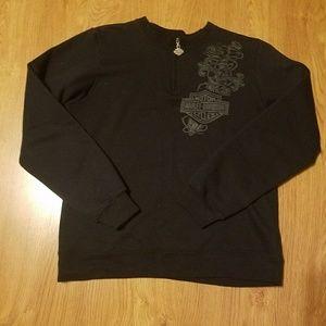 Harley-Davidson Sweatshirt Size Small EUC